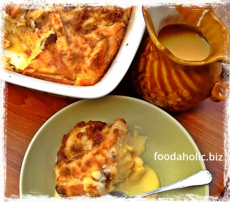 Bread And Butter Pudding: