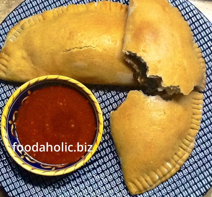 Whole Wheat Calzones with Spinach and Sausage Filling