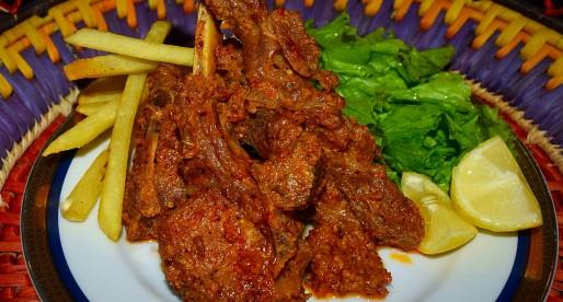 Tawa Chaanp, Spicy Lamb Chops, Pan Fried