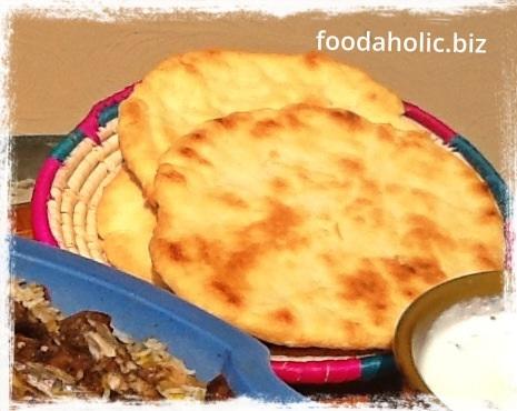 Balochi Kaak Bread