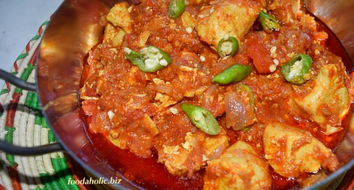 Balti Chicken Recipe, Curry in a Hurry