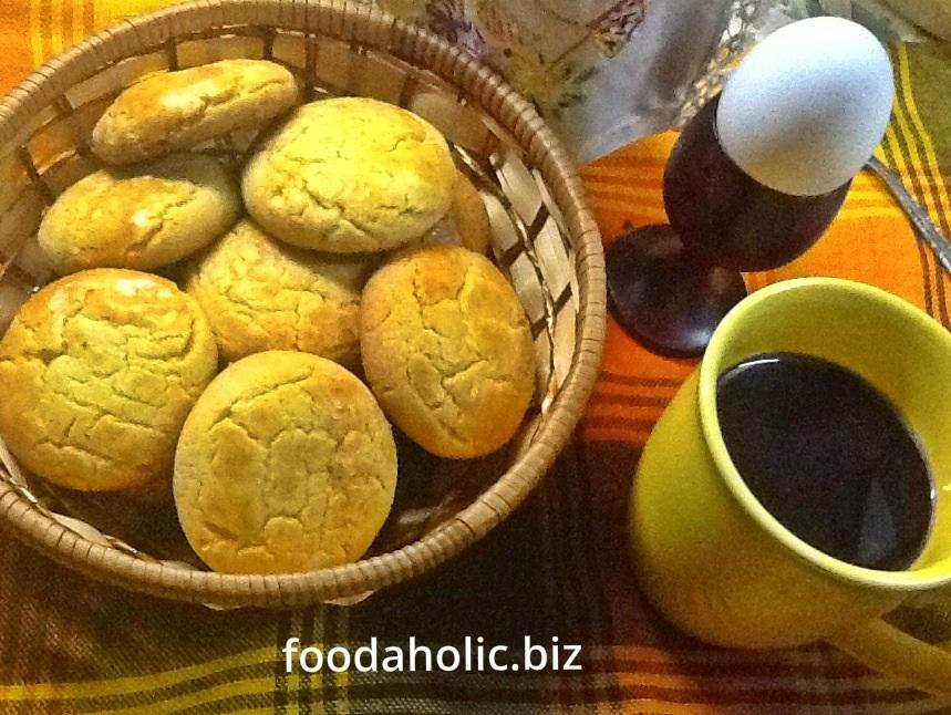 Naan Khatai, Cardamom Cookies