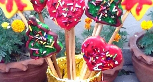 Cookie Pops Bouquet