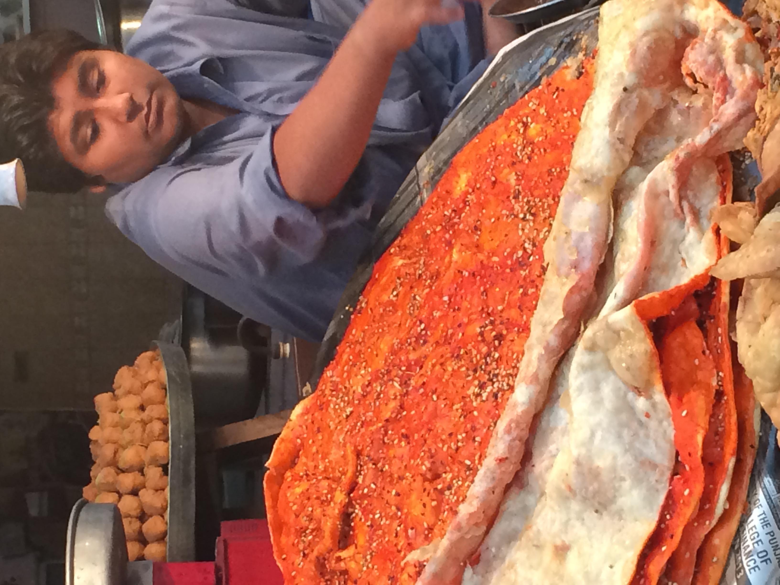 Katlama, Poor Man's Pizza, Pakistani Cuisine