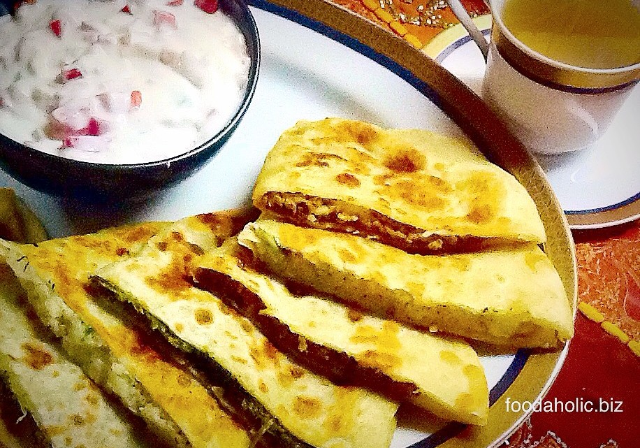 Afghani Bolani Bread