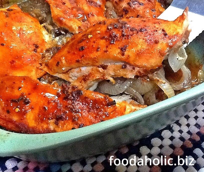 Chipotle Chicken Casserole Recipe