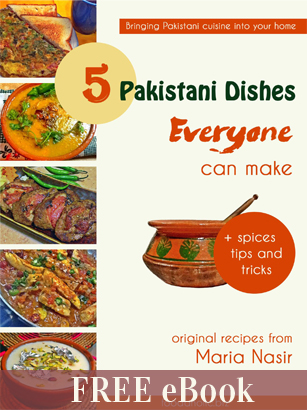 5 pakistani dishes everyone can make free ebook pakistani dishes everyone can make ebook foodaholic forumfinder Image collections