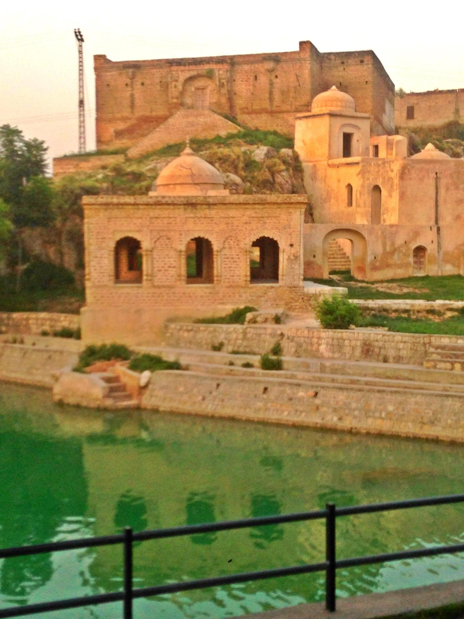 Katas Raj Temples, Pakistan