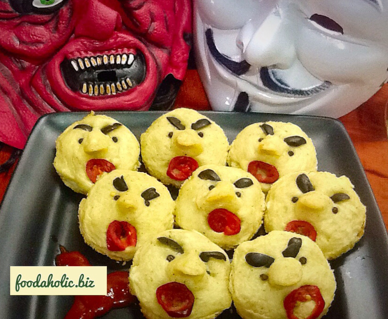 Potato Cheese Monsters, Cooking with Kids