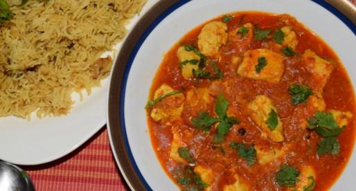 Nepalese Cardamom Chicken Curry