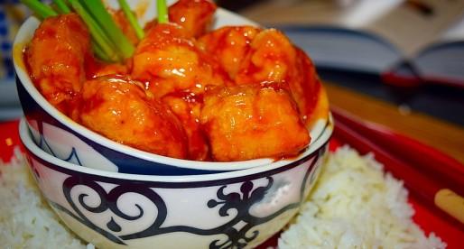 Crispy Fish in Chilli Sauce