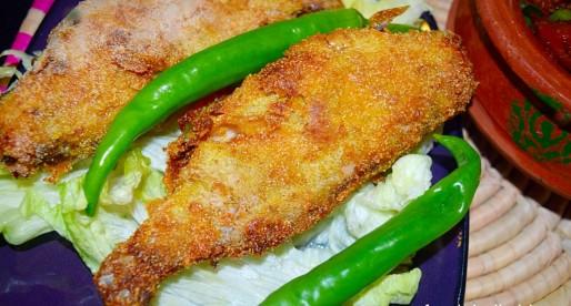 Crispy Fried Bombay Duck Recipe