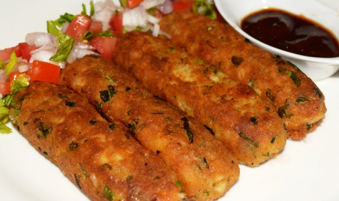 Easy Fish Kebab, Pakistani Cuisine