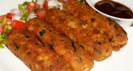 Easy Fish Kebab, Pakistani Cuisine