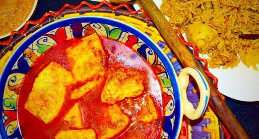 Kashmiri Fish Curry, Kashmiri Gaadh