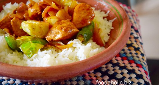 Chicken Yassa, African Lemon Chicken