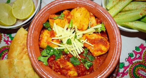 Chicken Ginger Masala, Pakistani Cuisine