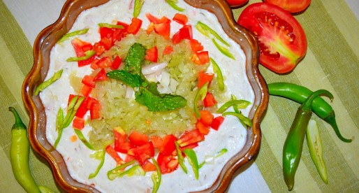 Lauki ka Raita, Bottle Gourd in Yogurt