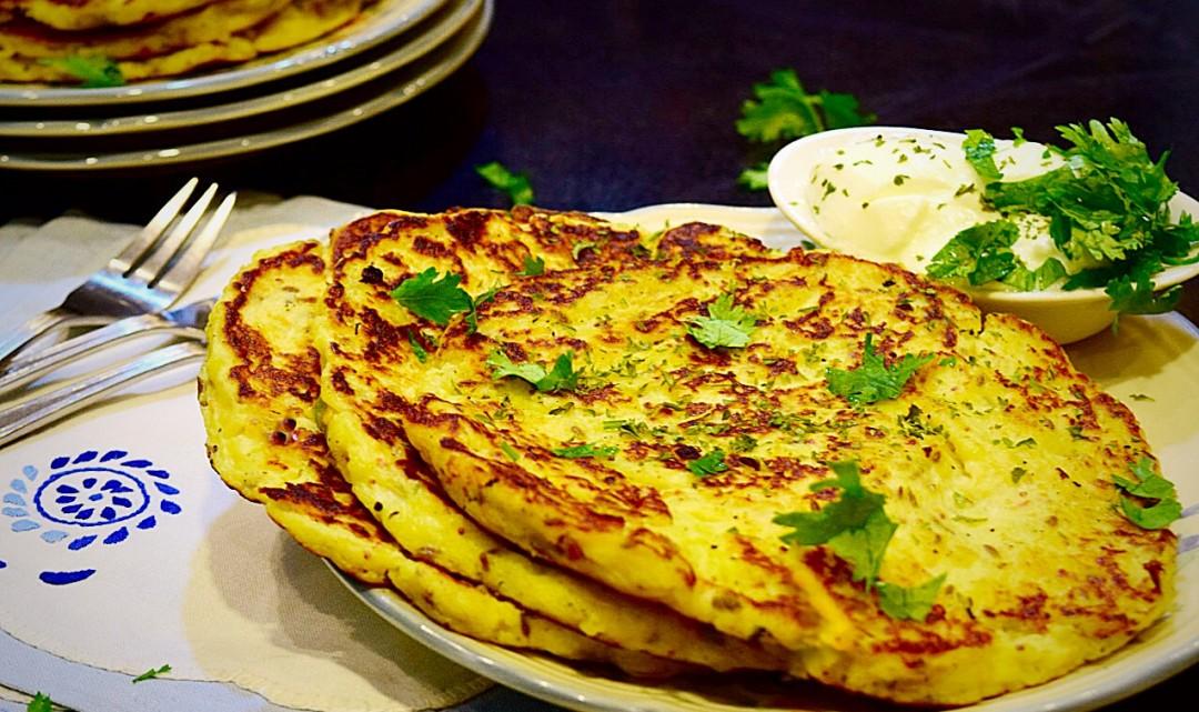 Resultado de imagen para potato pancake omelet