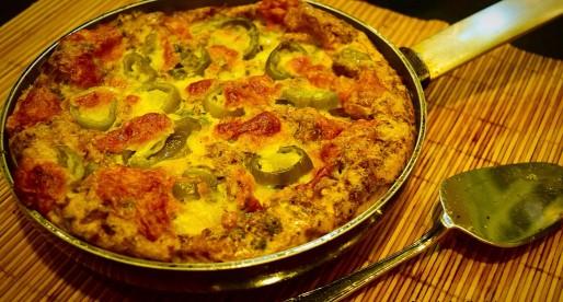 Jalapeño Cheese Frittata