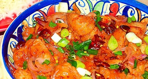 Easy Empress Chicken Recipe
