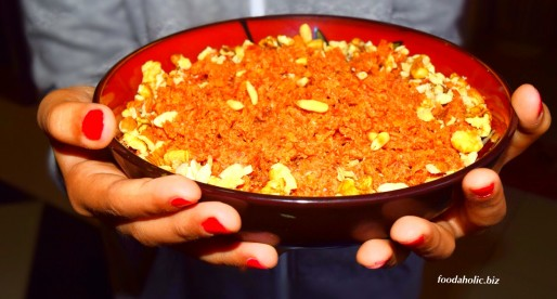 Gajjar ka Halwa, Carrot Pudding