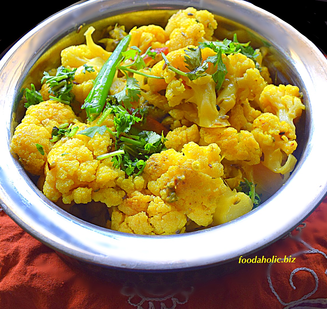 Mustard cauliflower curry recipe bengali style forumfinder Gallery