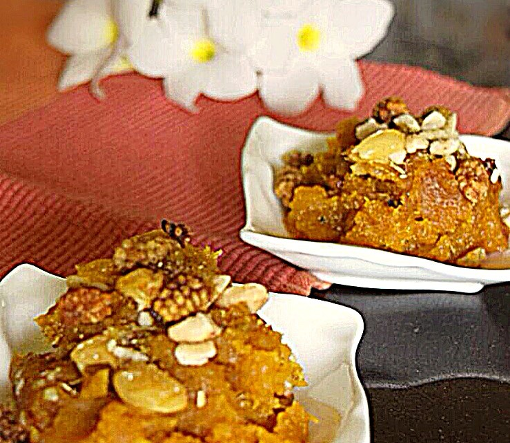 Easy Pumpkin Halwa