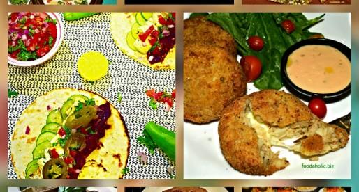 Vegetarian Easy Game Day Snacks