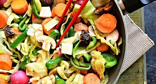 Buddha's Delight, Vegetables Stir Fry Mix