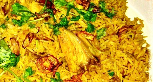 One Pot Chicken Pulao