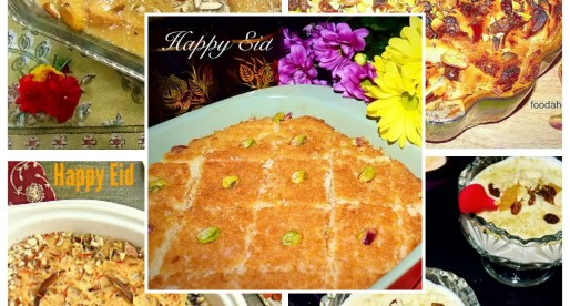 5 Quick and Easy Eid Desserts